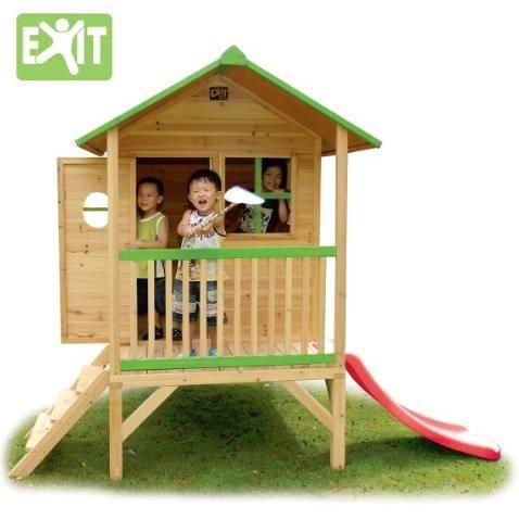 Maisonnette Enfant Loft 300 - Achat / Vente maisonnette extérieure ...