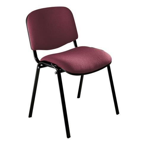 chaise conf rence empilable violette pi tement achat vente chaise de bureau violet cdiscount. Black Bedroom Furniture Sets. Home Design Ideas