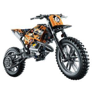 lego technic moto achat vente jeux et jouets pas chers. Black Bedroom Furniture Sets. Home Design Ideas