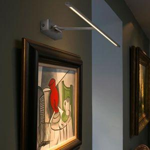 applique eclairage tableau achat vente applique eclairage tableau pas cher cdiscount. Black Bedroom Furniture Sets. Home Design Ideas
