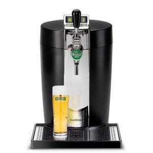 MACHINE A BIÈRE  Machine à bière - KRUPS BEERTENDER VB7008 NOIRE