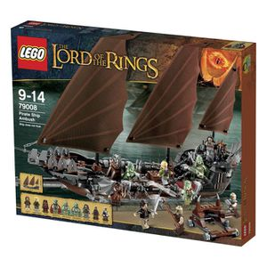 ASSEMBLAGE CONSTRUCTION LEGO Lords of the ring