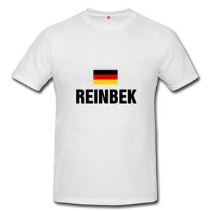T-SHIRT T-shirt reinbek homme et femme unisex