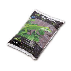 LITIÈRE VÉGÉTALE substrat écorce de pin pour terrarium REPTASOL  4,