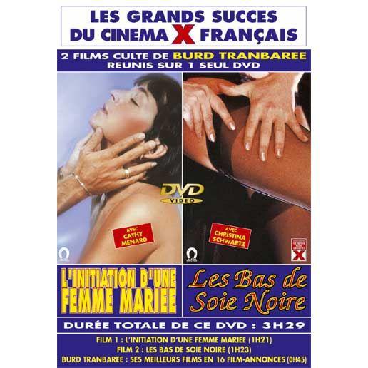 DVD X L'Initiation d'une Femme Mariée (2 Films)