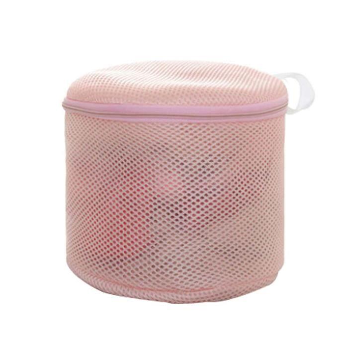3 pcs cylindriques sous v tements sacs linge rose pour la machine laver achat vente. Black Bedroom Furniture Sets. Home Design Ideas