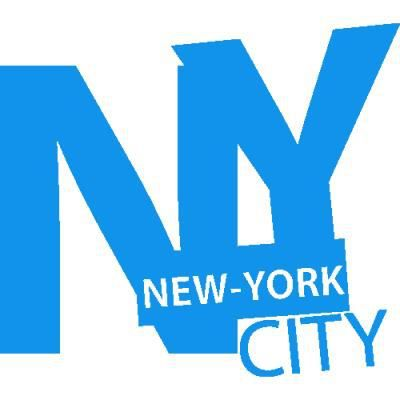 stickers muraux new york achat vente stickers cdiscount. Black Bedroom Furniture Sets. Home Design Ideas