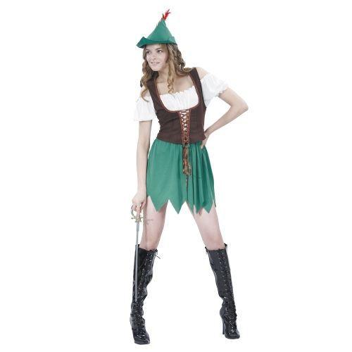 D guisement robin des bois femme achat vente - Deguisement robin des bois fille ...