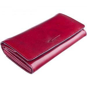 compagnon portefeuille femme cuir rouge n909 rouge. Black Bedroom Furniture Sets. Home Design Ideas