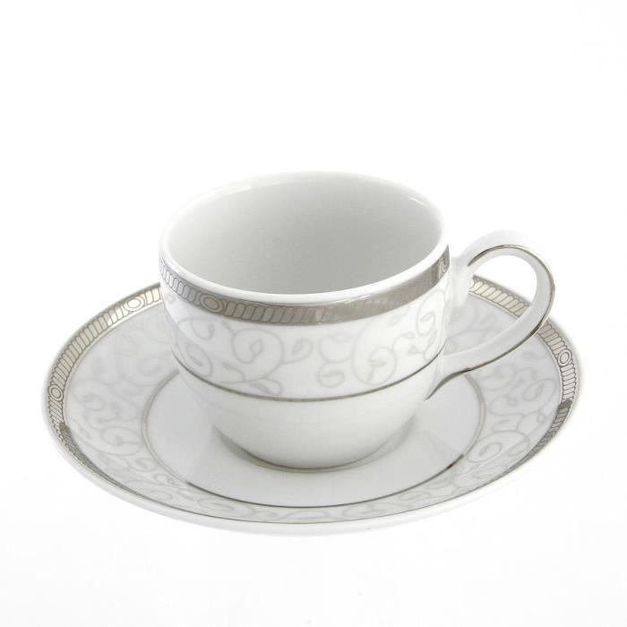 Tasse 100 ml avec soucoupe montbr tia achat vente - Tasse a cafe avec support ...