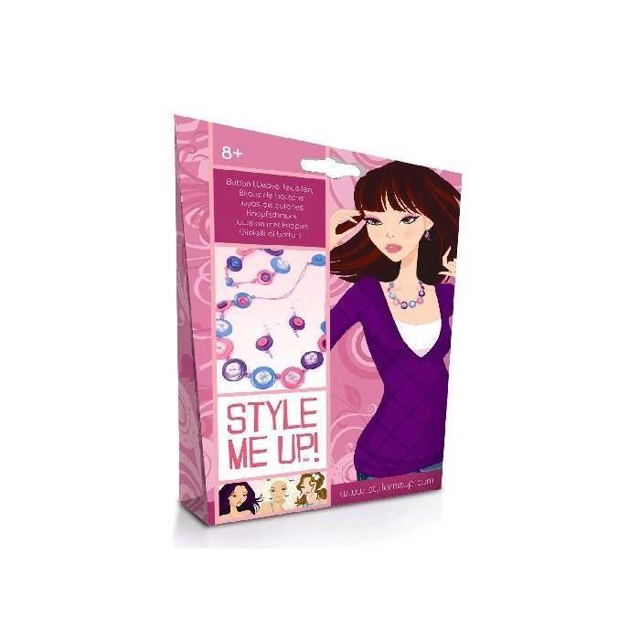 Style Me Up Bijoux De Boutons Achat Vente Jeu De