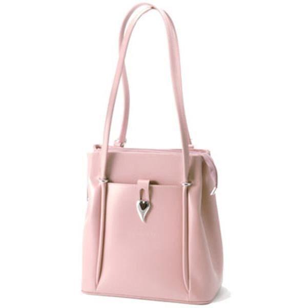 sac dos lancaster reference l492551 couleur rose achat. Black Bedroom Furniture Sets. Home Design Ideas