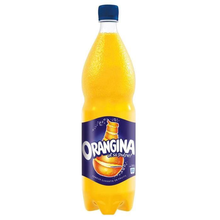 Orangina 15L pack de 6 Achat Vente soda th glac Orangina 15L pack de 6 Cdiscount