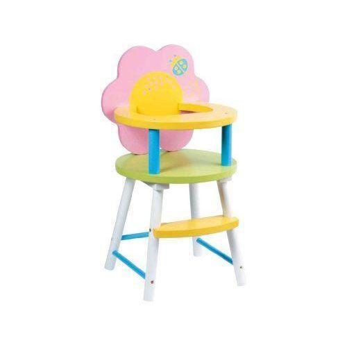 Chaise haute bois les bons plans de micromonde - Plan de chaise en bois gratuit ...
