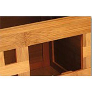 Meuble en bambou achat vente meuble en bambou pas cher for Meuble bas bambou
