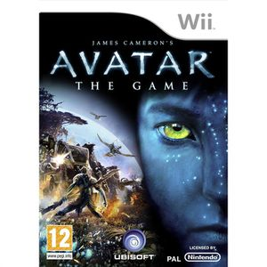 JEUX WII James Cameron's AVATAR The Game / JEU CONSOLE Wii