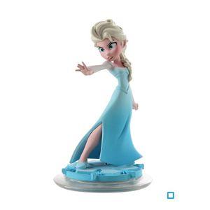 FIGURINE DE JEU Figurine Elsa La Reine des Neiges Disney Infinity
