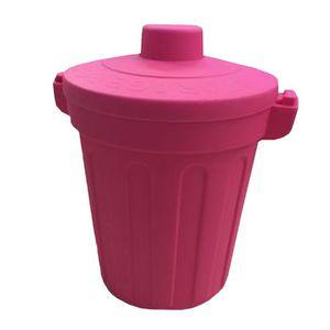 Mini panier basket poubelle brosse electrostatique - Panier de basket de bureau ...