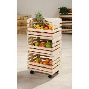 Rangement legume achat vente rangement legume pas cher - Poubelle a roulette pas cher ...