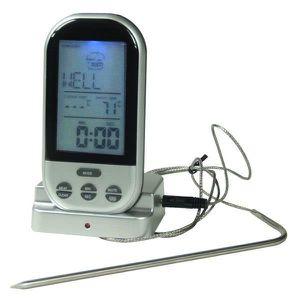 Thermometre de cuisson sans fil achat vente - Thermometre cuisine sonde ...