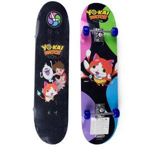 """SKATEBOARD - LONGBOARD YO-KAI WATCH SkateBoard Yokai 31"""""""
