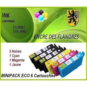 minipack6 eco generique pour epson stylus sx230 sx235w. Black Bedroom Furniture Sets. Home Design Ideas