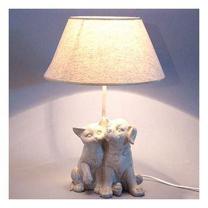 Lampe Salon Comme Chien et Chat
