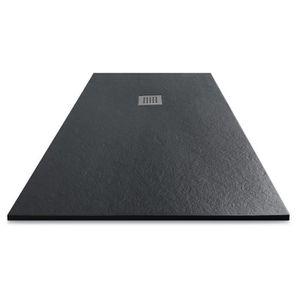 receveur de douche 120x80 achat vente receveur de douche 120x80 pas cher cdiscount. Black Bedroom Furniture Sets. Home Design Ideas