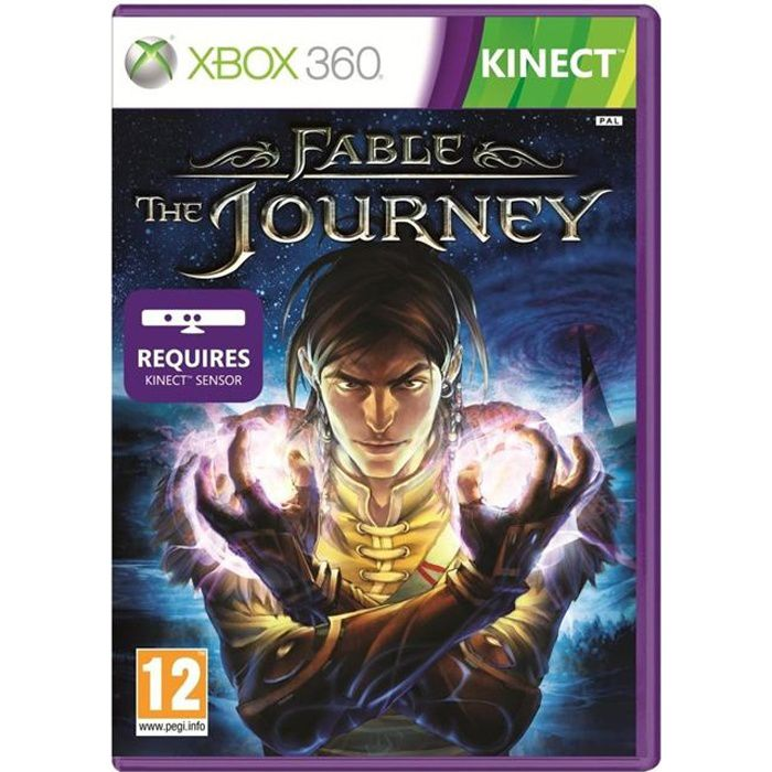 Fable The Journey Jeu XBOX 360 Achat / Vente jeux xbox 360 Fable The
