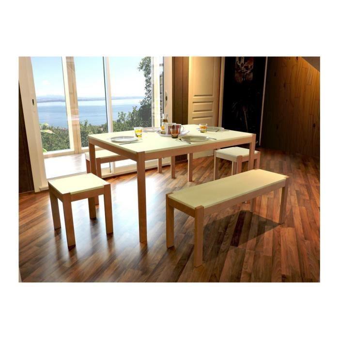 Table de salle manger berlin achat vente table a for Table de salle a manger 2 main