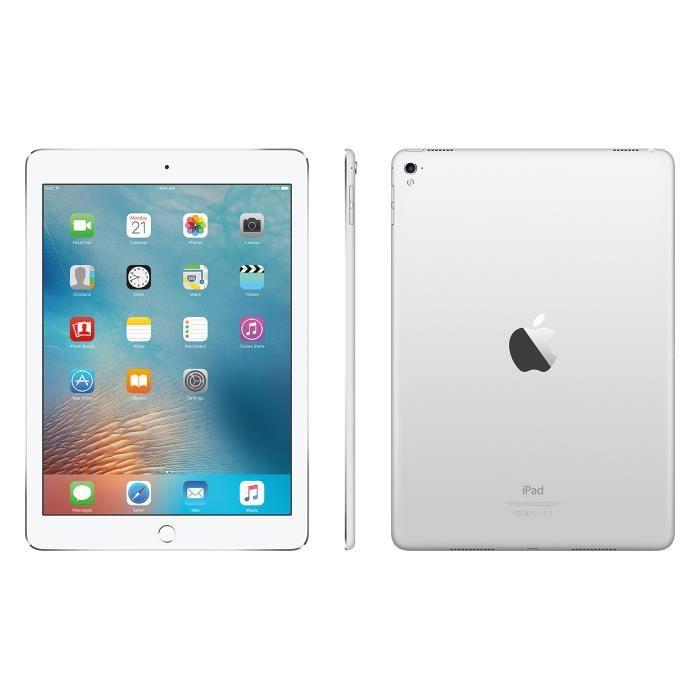 apple ipad pro 9 7 256go wifi 4g silver blanc boite d. Black Bedroom Furniture Sets. Home Design Ideas