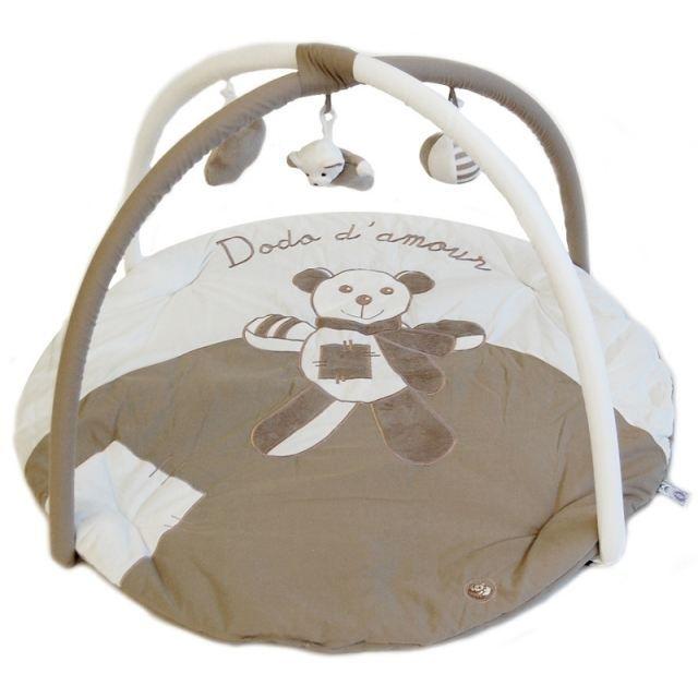 tapis d eveil dodo d amour ours achat vente tapis 233 veil aire b 233 b 233 3301040532009 cdiscount