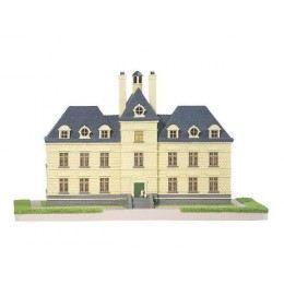 Le chateau de moulinsart maquette tintin 3000 ex achat vente garage ba - Le chateau de moulinsart ...