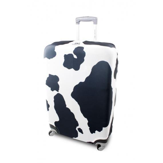 Housse de protection pour valise cow achat vente for Housse protection valise