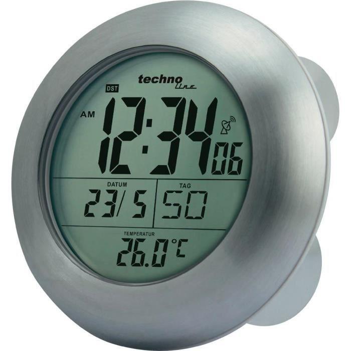 Horloge Radio Pilot E De Salle De Bain Technoli Achat