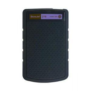 "Transcend Disque Dur HD Externe StoreJet 25H3 USB 3.0 - 2.5"" 2To (TS2TSJ25H3P)"