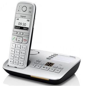 Téléphone fixe GIGASET E500A silver
