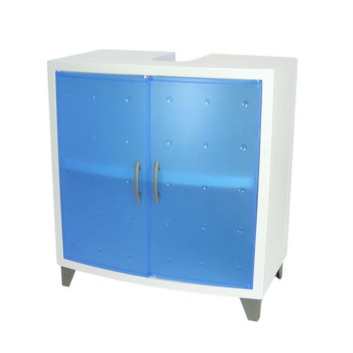 Sous lavabo pop omega achat vente meuble vasque for Meuble salle de bain sous lavabo