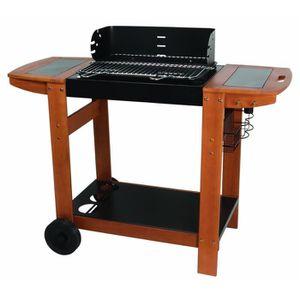 BARBECUE SOMAGIC Barbecue à charbon de bois Meltem 122x56,5
