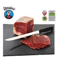 L'USSELLOISE 1/6 jambon sec  8 mois Auvergne 800g