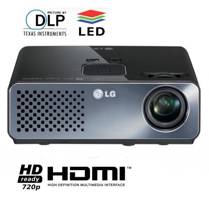 Vidéoprojecteur LG HW300G Videoprojecteur LED WXGA - 720p