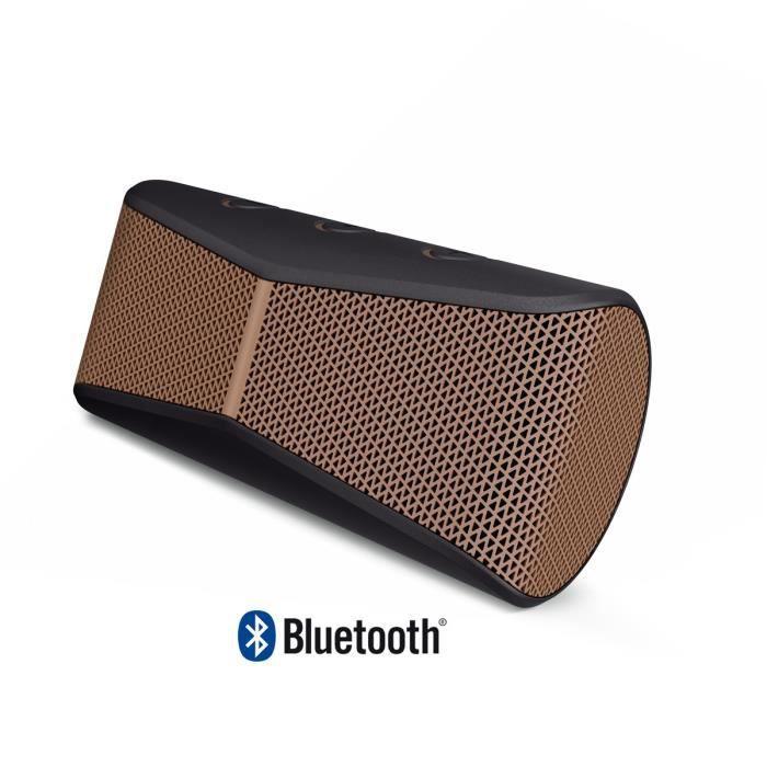 logitech x300 enceinte bluetooth portable noir enceintes bluetooth prix pas cher cdiscount. Black Bedroom Furniture Sets. Home Design Ideas