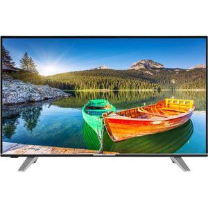 """Téléviseur LED HAIER LEU43V300S TV LED 4K UHD 109 cm (43"""") - 4 x"""