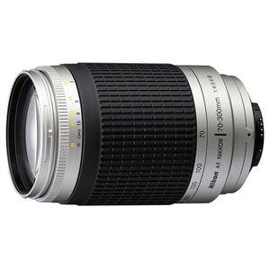 OBJECTIF Nikon AF 70-300 mm f/4.0-5.6 G Silver