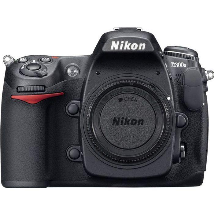 NIKON D300S boîtier nu Achat / Vente appareil photo réflex