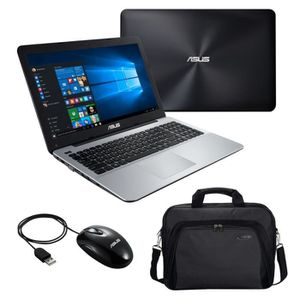 asus pc portable x555la xx3000t 15 6 4go ram windows 10 intel core i3 intel graphics. Black Bedroom Furniture Sets. Home Design Ideas
