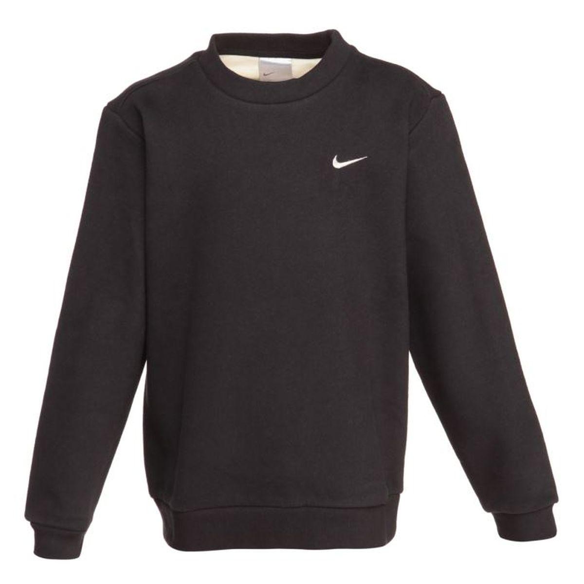 Nike Sweat à Capuche Team Club Gris Junior