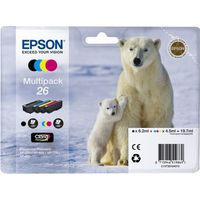 CARTOUCHE IMPRIMANTE Epson T2616 Cartouches d'encre Multipack Couleurs