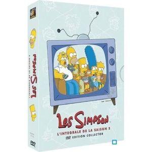 dvd r saison simpson