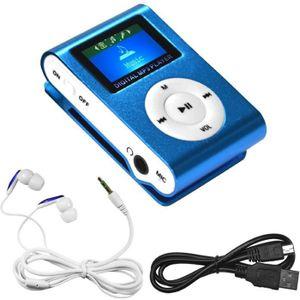 LECTEUR MP3 Go4U Mini Lecteur Baladeur ECRAN LCD mp3 Sport Pla